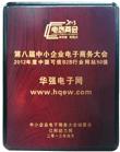 2012年度中国可信B2B行业网站50强